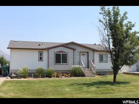 Home for sale at 427 S 200 East, Hyrum, UT  84319. Listed at 149900 with 3 bedrooms, 2 bathrooms and 2,284 total square feet