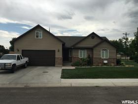 Home for sale at 640 E 600 North, Roosevelt, UT  84066. Listed at 215000 with 3 bedrooms, 2 bathrooms and 1,779 total square feet