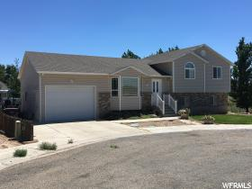 Home for sale at 1281 S Spruce Dr, Roosevelt, UT  84066. Listed at 215000 with 4 bedrooms, 2 bathrooms and 2,058 total square feet