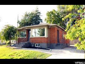Home for sale at 905 E Mark Ave, Salt Lake City, UT  84106. Listed at 347900 with 4 bedrooms, 2 bathrooms and 1,826 total square feet
