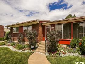 Home for sale at 1767 E Lahar Dr, Millcreek, UT 84106. Listed at 379000 with 5 bedrooms, 3 bathrooms and 2,442 total square feet
