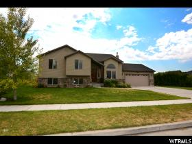 Home for sale at 2350 S 1155 West, Nibley, UT  84321. Listed at 284900 with 5 bedrooms, 3 bathrooms and 2,665 total square feet