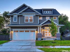 Home for sale at 848 S Greenwood Ter, Salt Lake City, UT  84105. Listed at 869000 with 5 bedrooms, 4 bathrooms and 3,437 total square feet