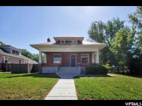 Home for sale at 2321 S Windsor St, Salt Lake City, UT  84106. Listed at 399900 with 3 bedrooms, 2 bathrooms and 2,374 total square feet