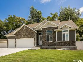 Home for sale at 5013 S Heather Lynn Ln, Holladay, UT 84117. Listed at 779000 with 5 bedrooms, 4 bathrooms and 4,093 total square feet