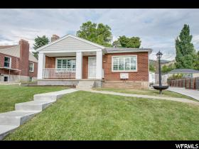 Home for sale at 1633 S 2300 East, Salt Lake City, UT 84108. Listed at 479900 with 4 bedrooms, 3 bathrooms and 2,542 total square feet