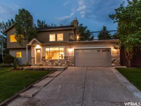 Home for sale at 4351 S 2990 East, Holladay, UT  84124. Listed at 549000 with 5 bedrooms, 5 bathrooms and 3,540 total square feet