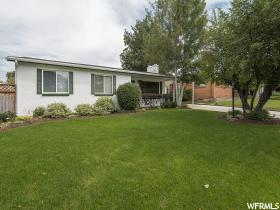 Home for sale at 1211 E 3745 South, Salt Lake City, UT 84106. Listed at 316500 with 4 bedrooms, 3 bathrooms and 2,634 total square feet
