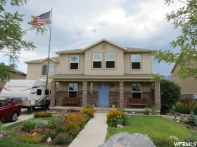 Home for sale at 1034 W 1000 South, Springville, UT  84663. Listed at 275000 with 4 bedrooms, 3 bathrooms and 2,443 total square feet