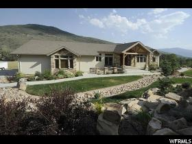 Home for sale at 1980 E Chalk Creek Rd, Coalville, UT  84017. Listed at 1449000 with 5 bedrooms, 4 bathrooms and 5,350 total square feet