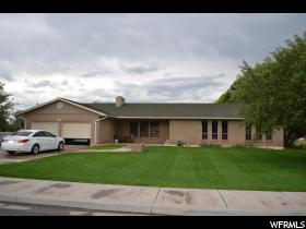 Home for sale at 815 S 400 West, Richfield, UT  84701. Listed at 204500 with 3 bedrooms, 2 bathrooms and 2,033 total square feet
