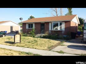 Home for sale at 4979 W Moon Flower Cir, Kearns, UT  84118. Listed at 179000 with 4 bedrooms, 2 bathrooms and 1,944 total square feet