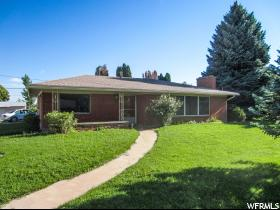 Home for sale at 180 W 300 North, Hyrum, UT  84319. Listed at 209900 with 4 bedrooms, 2 bathrooms and 2,610 total square feet