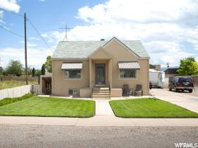 Home for sale at 146 N 100 West, Richfield, UT  84701. Listed at 189500 with 5 bedrooms, 2 bathrooms and 2,521 total square feet