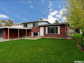 Home for sale at 8301 S Adams St, Midvale, UT 84047. Listed at 249900 with 4 bedrooms, 2 bathrooms and 1,550 total square feet