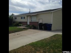 Home for sale at 5149 W Hoopes, Kearns, UT  84118. Listed at 219900 with 4 bedrooms, 2 bathrooms and 1,976 total square feet