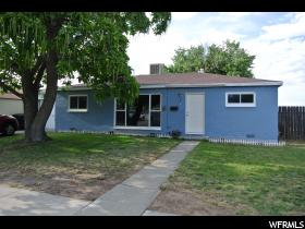 Home for sale at 4340 W 5100 South, Kearns, UT  84118. Listed at 188000 with 3 bedrooms, 2 bathrooms and 1,440 total square feet