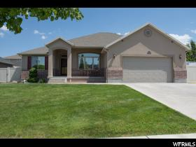 Home for sale at 1892 N 2700 West, Clinton, UT 84015. Listed at 345000 with 5 bedrooms, 3 bathrooms and 3,416 total square feet