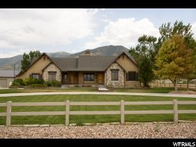Home for sale at 4446 N Dreamers Cv, Erda, UT 84074. Listed at 599900 with 6 bedrooms, 4 bathrooms and 5,297 total square feet