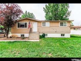 Home for sale at 351 N Joyce Ave, Roosevelt, UT  84066. Listed at 134900 with 4 bedrooms, 2 bathrooms and 2,016 total square feet