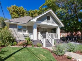 Home for sale at 725 E Princeton Ave, Salt Lake City, UT  84105. Listed at 409900 with 4 bedrooms, 2 bathrooms and 2,052 total square feet