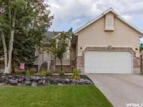 Home for sale at 1540 N 175 West, Bountiful, UT  84010. Listed at 394900 with 4 bedrooms, 4 bathrooms and 3,403 total square feet