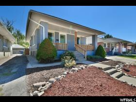 Home for sale at 638 E Wilson Ave, Salt Lake City, UT 84105. Listed at 292350 with 3 bedrooms, 2 bathrooms and 1,662 total square feet