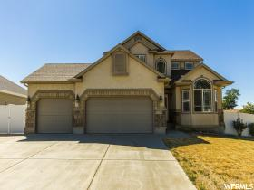 Home for sale at 1253 N 1285 West, Clinton, UT 84015. Listed at 289000 with 5 bedrooms, 4 bathrooms and 2,759 total square feet