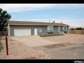 Home for sale at 470 S 200 West, Mona, UT 84645. Listed at 245000 with 4 bedrooms, 2 bathrooms and 2,650 total square feet
