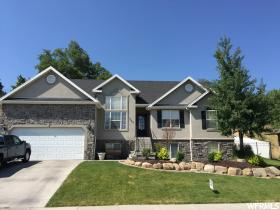 Home for sale at 1765 E Cranberry Way, Springville, UT  84663. Listed at 339900 with 5 bedrooms, 3 bathrooms and 3,266 total square feet