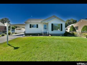 Home for sale at 124 E 7660 South, Midvale, UT 84047. Listed at 275000 with 4 bedrooms, 1 bathrooms and 1,768 total square feet