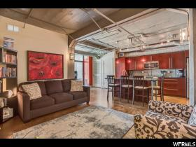 Home for sale at 328 W 200 South #410, Salt Lake City, UT 84101. Listed at 344999 with 2 bedrooms, 1 bathrooms and 954 total square feet