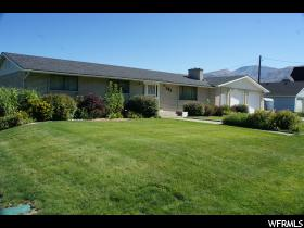 Home for sale at 181 E 100 North, Hyrum, UT  84319. Listed at 239900 with 4 bedrooms, 2 bathrooms and 3,050 total square feet