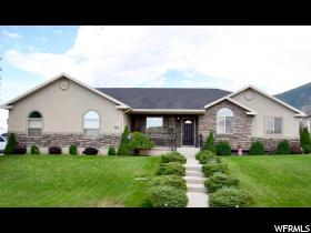 Home for sale at 863 S 360 East, Salem, UT  84653. Listed at 379000 with 6 bedrooms, 4 bathrooms and 3,829 total square feet