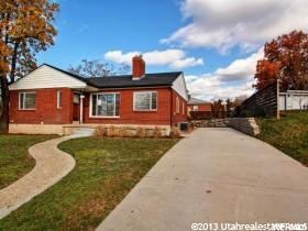 Home for sale at 2305 E 1700 South, Salt Lake City, UT 84108. Listed at 429900 with 4 bedrooms, 2 bathrooms and 2,420 total square feet