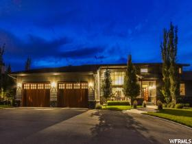 Home for sale at 4310 S Summerview Cir, Bountiful, UT  84010. Listed at 1895000 with 6 bedrooms, 7 bathrooms and 9,605 total square feet