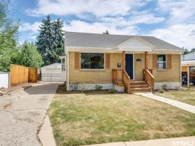 Home for sale at 1872 E Hollywood Ave, Salt Lake City, UT 84108. Listed at 350000 with 4 bedrooms, 2 bathrooms and 1,644 total square feet