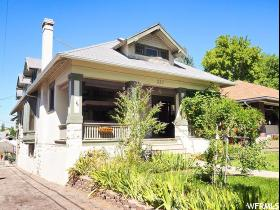 Home for sale at 223 N K St, Salt Lake City, UT 84103. Listed at 589900 with 7 bedrooms, 4 bathrooms and 5,137 total square feet