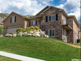 Home for sale at 1544 E Mt Logan Dr, Logan, UT  84321. Listed at 399900 with 6 bedrooms, 4 bathrooms and 4,382 total square feet