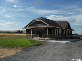 Home for sale at 6155 W 1400 North, Mendon, UT 84325. Listed at 279000 with 3 bedrooms, 2 bathrooms and 2,900 total square feet