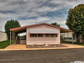 Home for sale at 3800 S 1900 West #211, Roy, UT 84067. Listed at 65000 with 2 bedrooms, 2 bathrooms and 1,440 total square feet