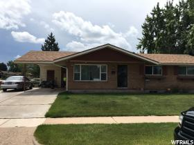 Home for sale at 1995 W 4450 South, Roy, UT 84067. Listed at 185000 with 5 bedrooms, 2 bathrooms and 2,200 total square feet