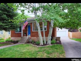 Home for sale at 2149 S Texas St, Salt Lake City, UT  84109. Listed at 409900 with 4 bedrooms, 2 bathrooms and 1,650 total square feet