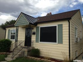 Home for sale at 4681 S Brown St, Murray, UT 84107. Listed at 229500 with 4 bedrooms, 2 bathrooms and 1,468 total square feet