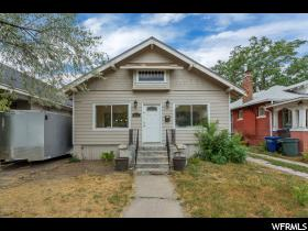 Home for sale at 812 S 700 East, Salt Lake City, UT  84102. Listed at 249900 with 3 bedrooms, 2 bathrooms and 2,423 total square feet