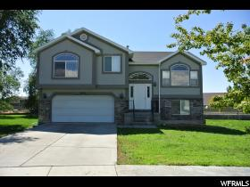 Home for sale at 1859 N 2895 West, Clinton, UT 84015. Listed at 239900 with 4 bedrooms, 3 bathrooms and 1,571 total square feet