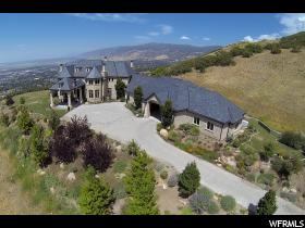 Home for sale at 4101 S Hidden Ridge Cir, Bountiful, UT  84010. Listed at 7400000 with 7 bedrooms, 10 bathrooms and 20,246 total square feet