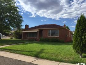 Home for sale at 107 E 500 North, Richfield, UT 84701. Listed at 124900 with 0 bedrooms, 1 bathrooms and 1,466 total square feet