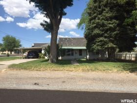 Home for sale at 290 W 100 North, Aurora, UT  84620. Listed at 75000 with 2 bedrooms, 1 bathrooms and 1,361 total square feet