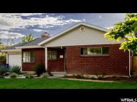Home for sale at 4366 S 3035 East, Salt Lake City, UT 84124. Listed at 349900 with 4 bedrooms, 2 bathrooms and 2,076 total square feet